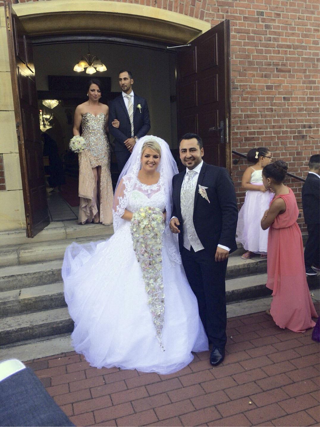 Ein Brautstrauß für die Prinzessin