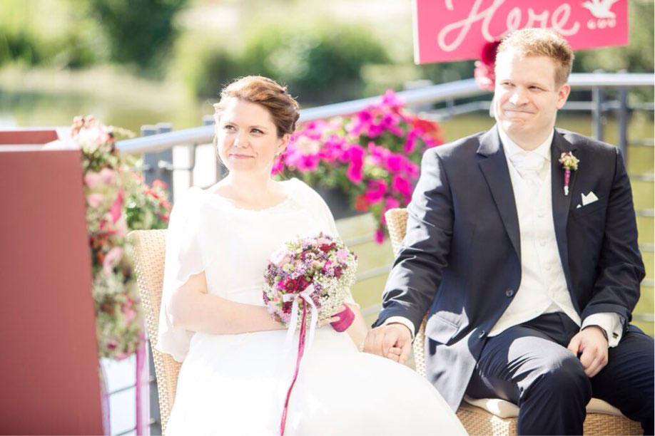 Der romantische Brautstrauß
